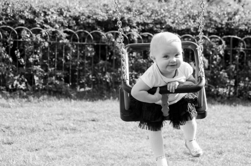 Penny10months_6bw