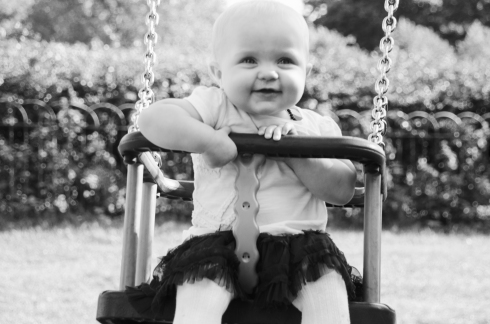 Penny10months_9bw