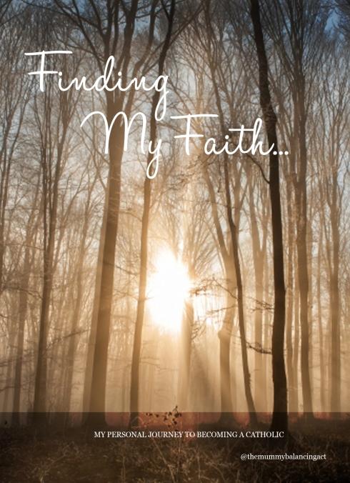 Findingmyfaith