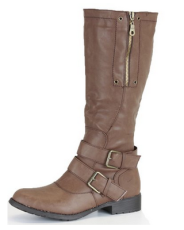 Brown Boots- Amazon